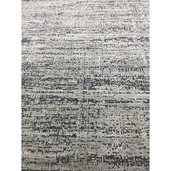8'10x12'1 Modern Abstract Rug - 501437c