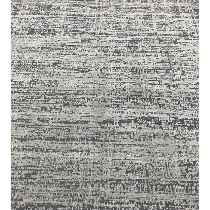 8'10x12'1 Modern Abstract Rug - 501437e