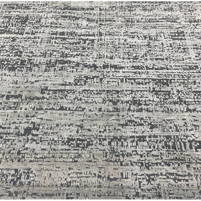 8'10x12'1 Modern Abstract Rug - 501437h
