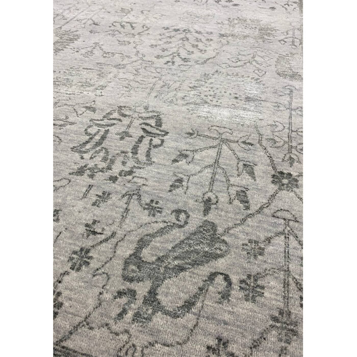9'0x12'0 Gray Transitional Area Rug - 501446f