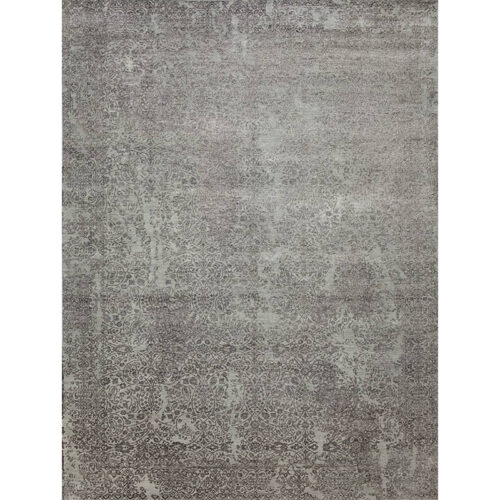 9x12 Gray Transitional Area Rug - 501441