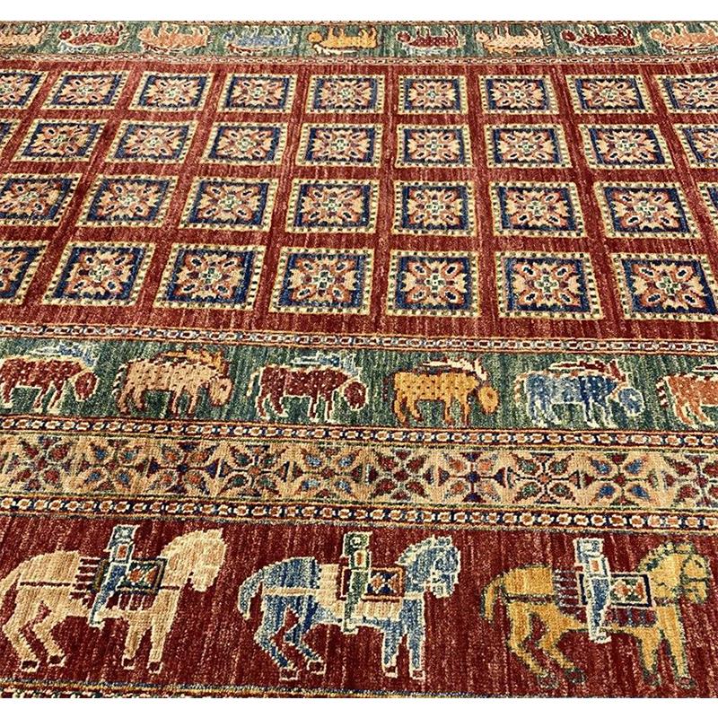 Turkmen Style Rug