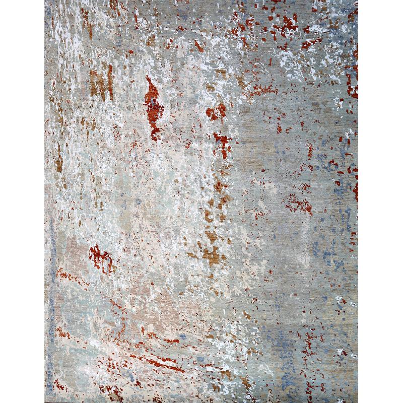 """12'0 x 15'3"""" Modern Abstract Rug - 501454"""
