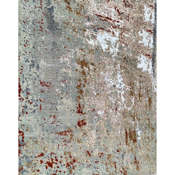 """8'1"""" x 10'2"""" Modern Abstract Rug - 501447"""