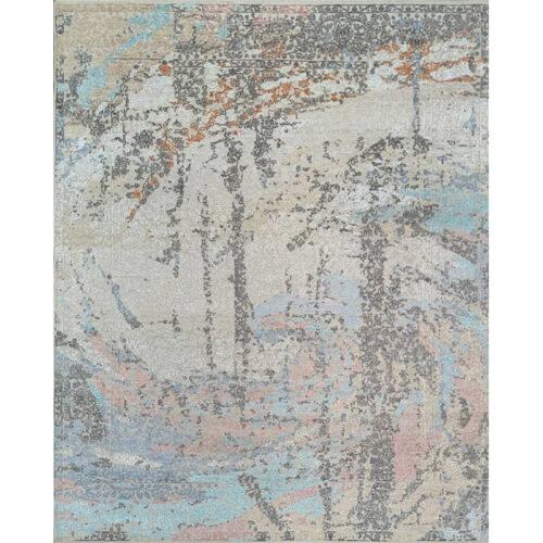 """8'0"""" x 10'1"""" Modern Abstract Rug - 501451"""