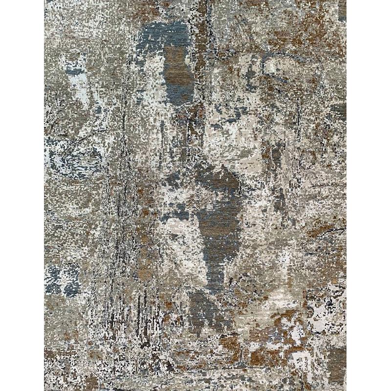 """8'0"""" x 10""""'3"""" Modern Abstract Rug - 501456"""