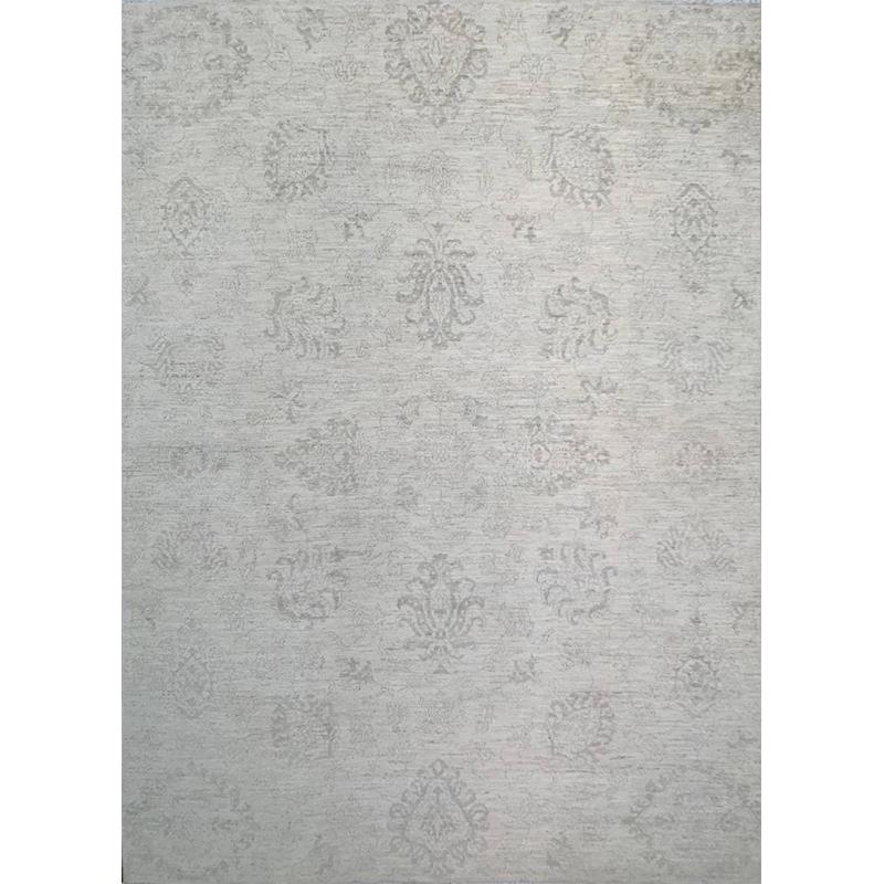 """9'1"""" x 12'3"""" Oushak Style Area Rug - 501510"""