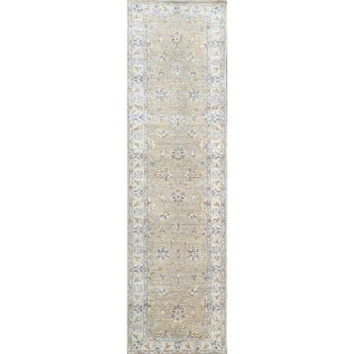 "2'8"" x 9'10"" Kashan Style Runner - 501512"