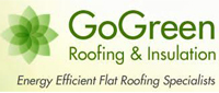 Website for Go Green Roofing & Insulation