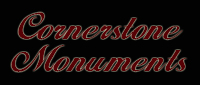 Website for Cornerstone Monuments