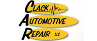 Website for Clack Automotive Repair, LLC