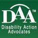 Website for Disability Action Advocates, LLC