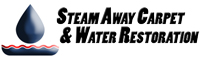 Website for Steam Away Carpet & Water Restoration
