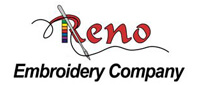 Website for Reno Embroidery Company