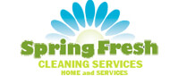 Website for Spring Fresh Cleaning Service