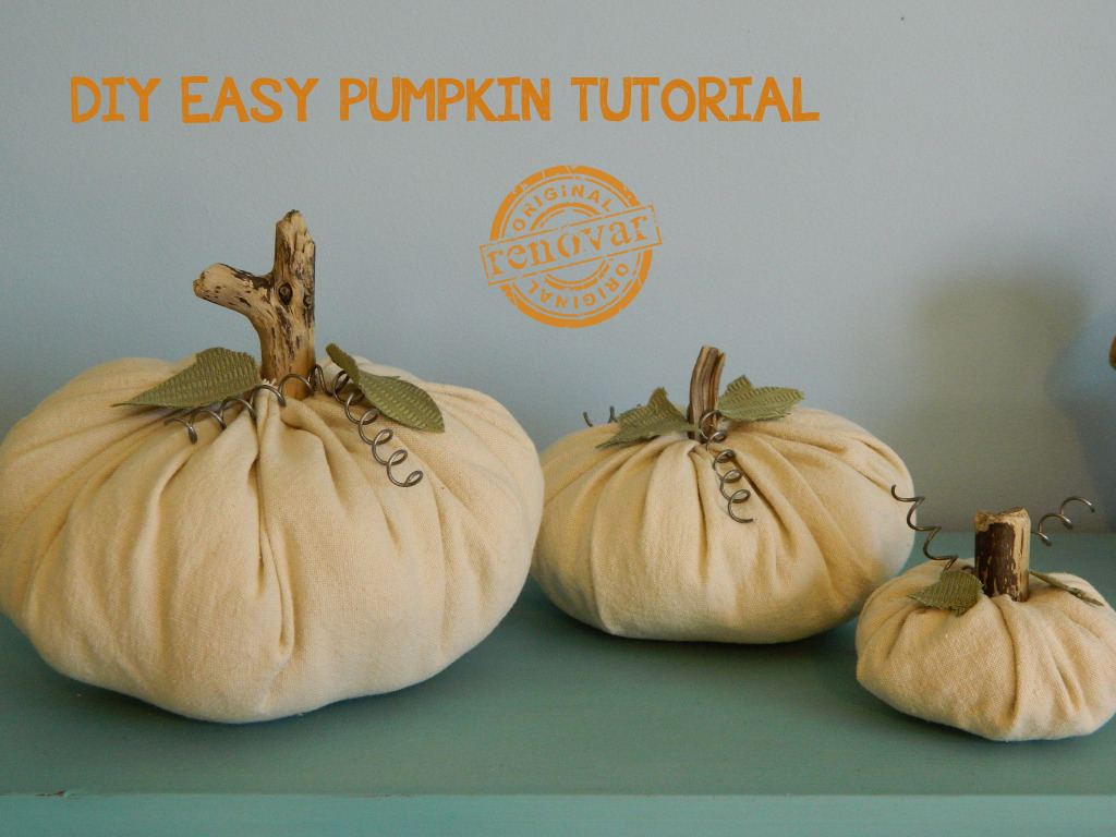 DIY Pumpkin Thanksgiving Craft (5)