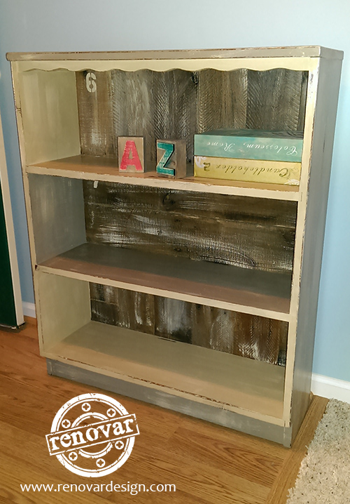 how to make weathered furniture 3