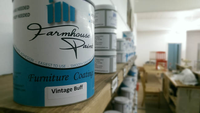 farmhouse paint_vintage bluff