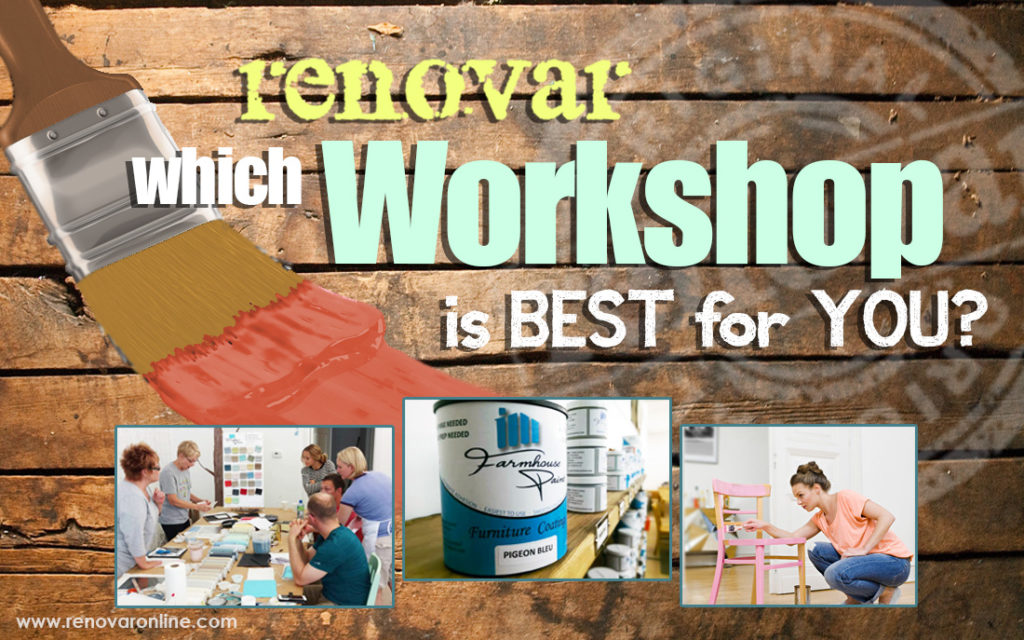 workshops Renovar Online