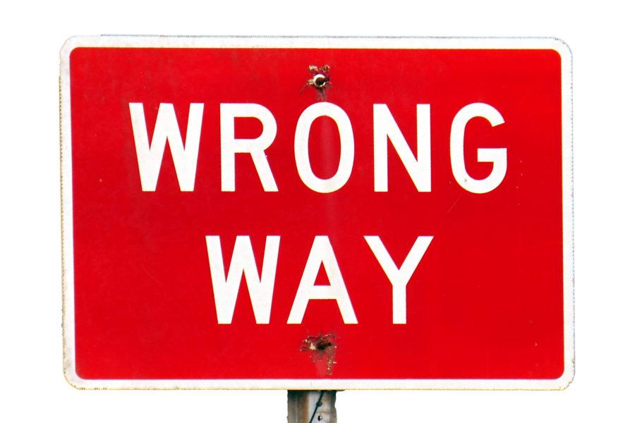 07 11 Wrong Way
