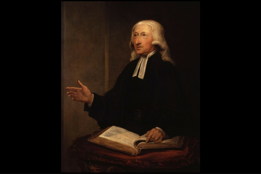 John Wesley and Book