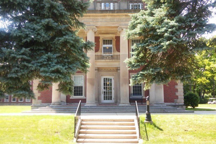 Usml South Residence Hall 1067X600