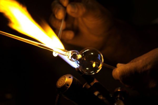 02 06 Glass Blowing