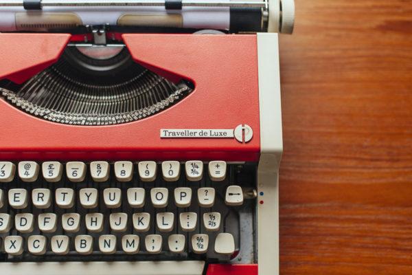 03 07 Typewriter