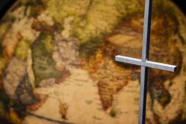 06 02 Cross And Globe