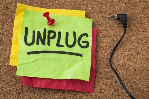 12 06 Unplug