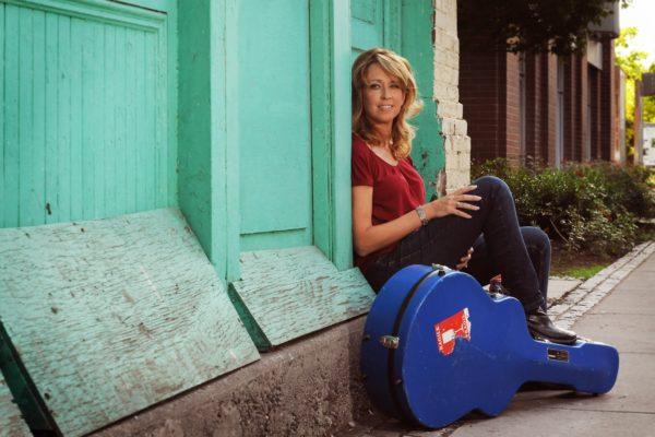 Carolyn Arends 2015 Guitar Case