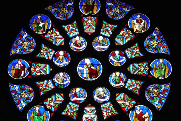 Stained Glass Crop