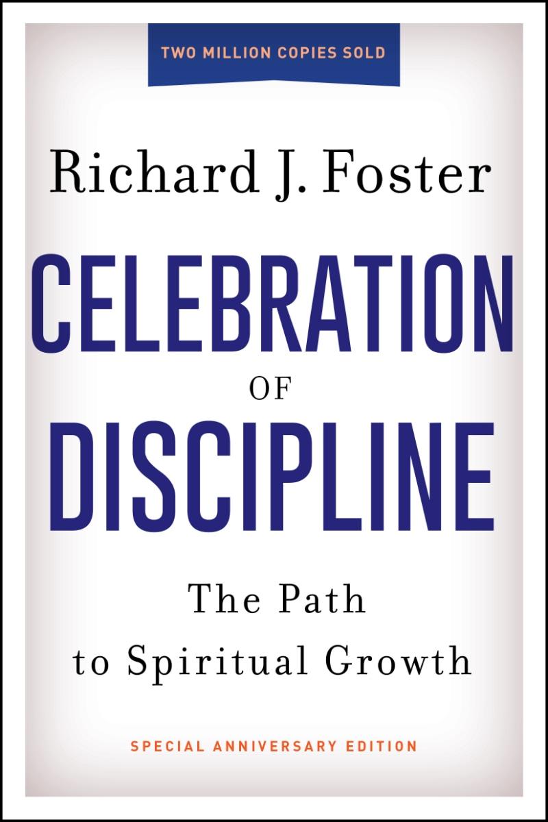 Celebration of Disicpline Book