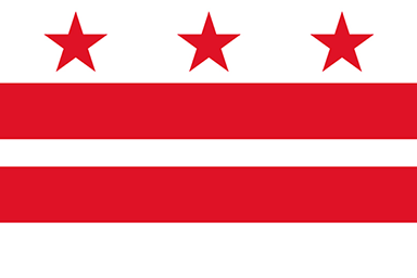 Flag of Washington, D.C.