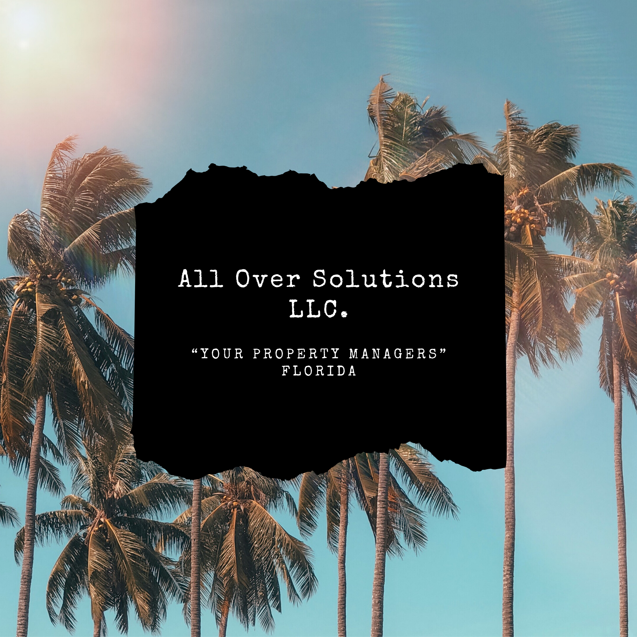 All Over Solutions LLC.