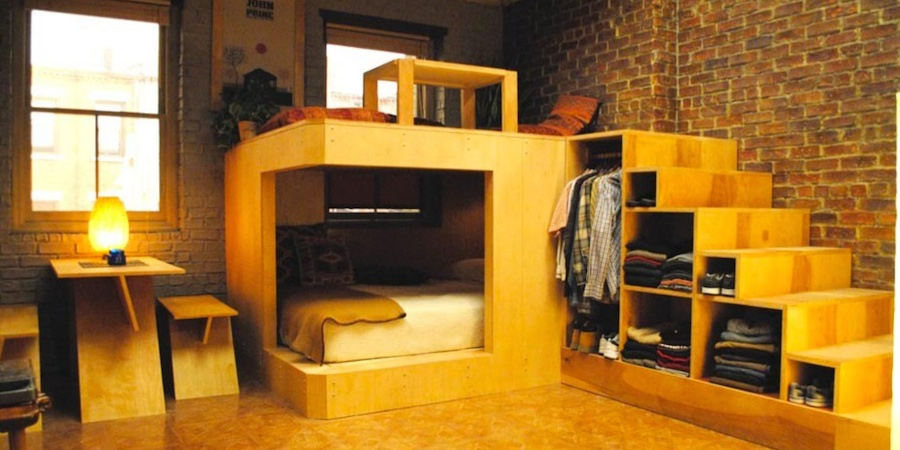Apartment Ideas for College Guys - ABODO Apartments