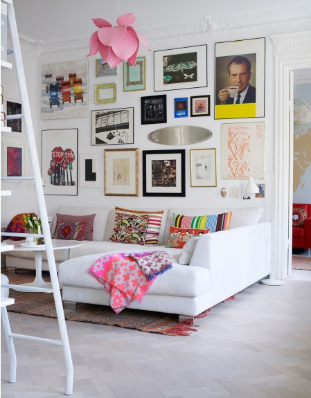 7 quirky items to complete your eclectic apartment abodo for Quirky apartment design