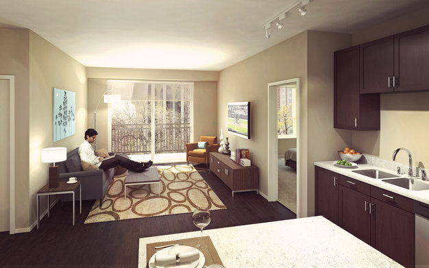 222 Hennepin Offers Beautiful Studio 2 Bedroom Apartments, As Well As Tower  And Penthouse Suites With Gracious Layouts. The Spectacular Centralized  Location ...