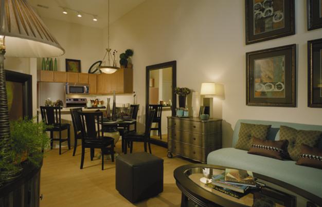 Camden Dilworth Living Room