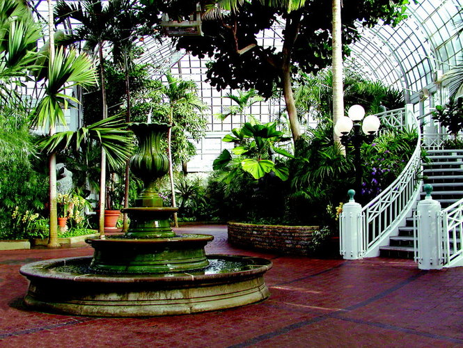 Photo Credit: Franklin Park Conservatory