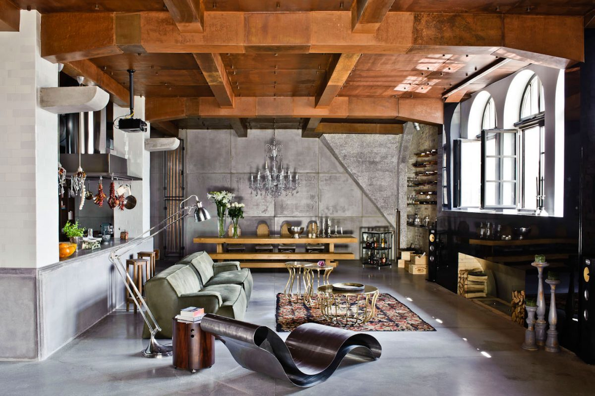 6 ways to design an elegant contemporary rustic apartment space