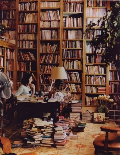 Library study