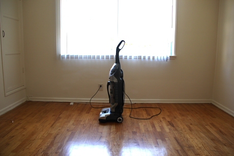Empty Apartment Cleaning