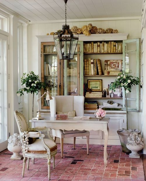 Shabby Chic Items From Different Eras