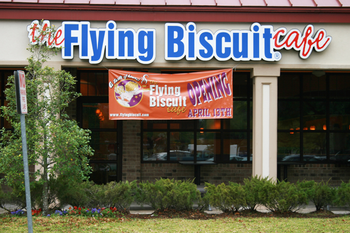 Flying Biscuit Cafe in Gainesville