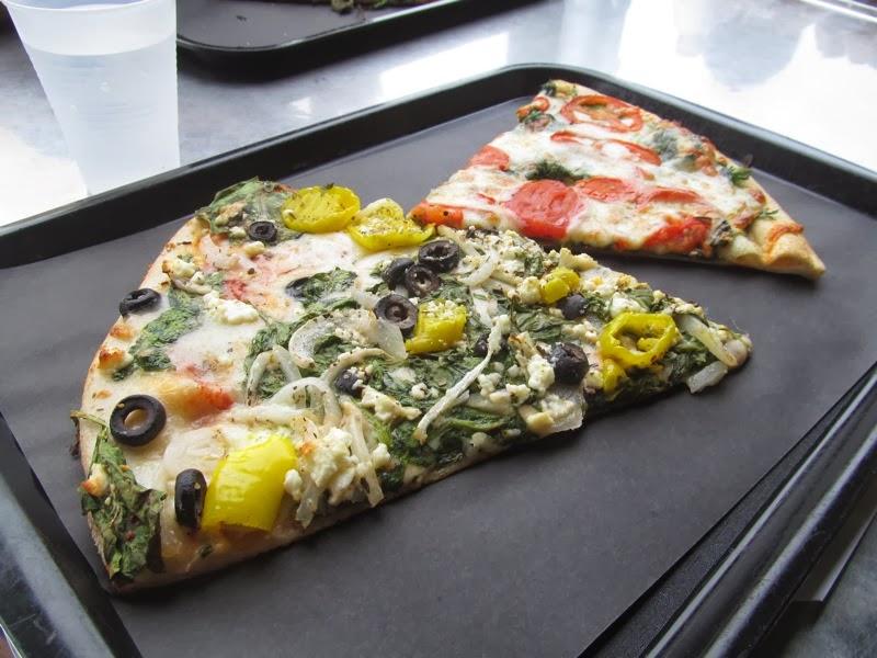 Leonardo's Pizza Slices