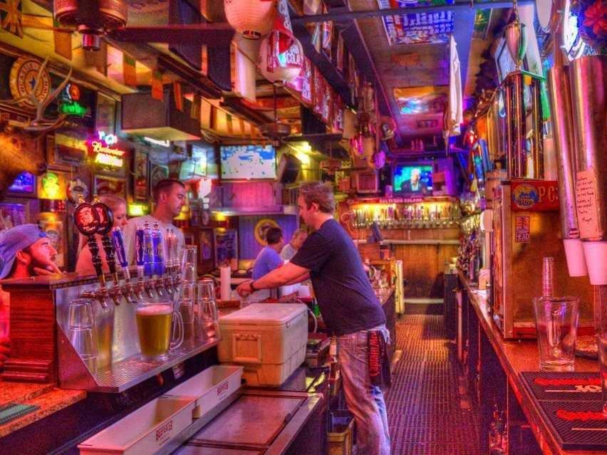 Salty Dog Saloon Gainesville Dive Bar