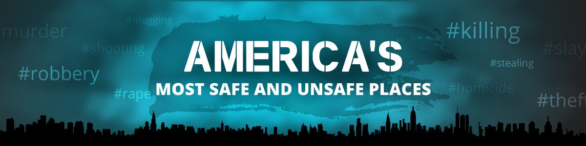 America's Most Safe and Unsafe Places
