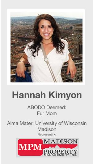 Kimyon, Hannah