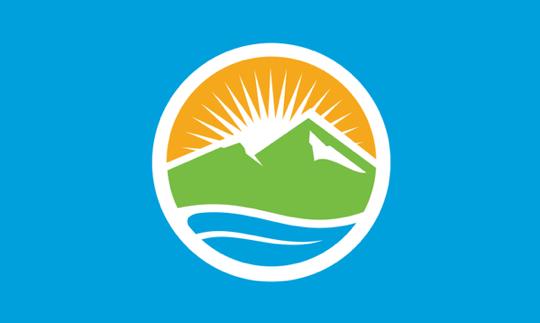 Provo Utah New Flag